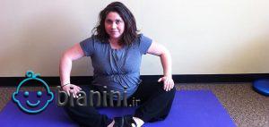 خانمهای باردار با این 2 تمرین ورزشی از شر بواسیر خلاص میشوند
