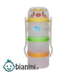 ظرف نگهدارنده  غذای کودک پاپا  مدل 4481