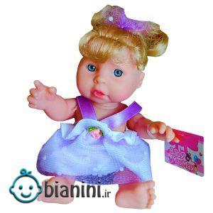 عروسک مای مای بیبی مدل دختر روسی ارتفاع 17 سانتی متر