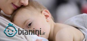 مزایای شیر مادر برای کودک و مادر