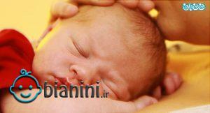 نوزاد دو ماهه چند کیلو باید باشد؟