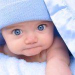رنگ چشم جنین