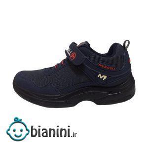 کفش مخصوص پیاده روی پسرانه مدل پرسان کد N1