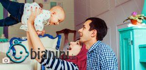 6 پیشنهاد عکس خانوادگی با نوزاد